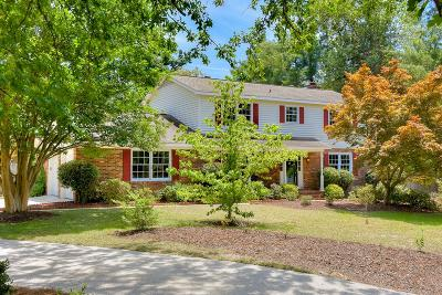 Aiken Single Family Home For Sale: 2 Sandpiper Place
