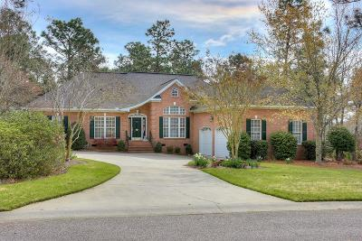 Aiken Single Family Home For Sale: 352 Forest Pines