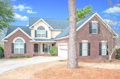 North Augusta Single Family Home For Sale: 420 Saint Julian Place