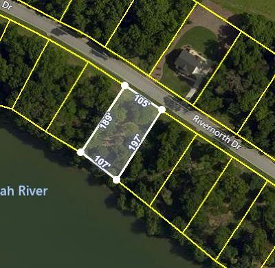 North Augusta Residential Lots & Land For Sale: 672 Rivernorth Drive