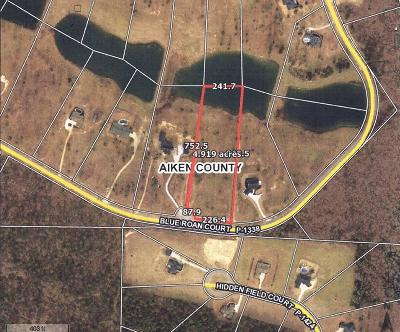 Warrenville Residential Lots & Land For Sale: Lot 35 Blue Roan Court