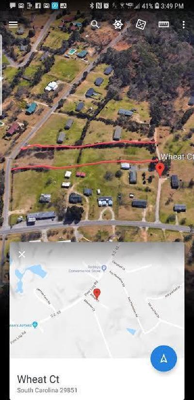 Warrenville Residential Lots & Land For Sale: Key Plantation Road