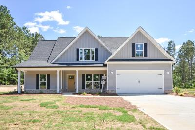 North Augusta Single Family Home For Sale: Lot 5 Tavern Hill