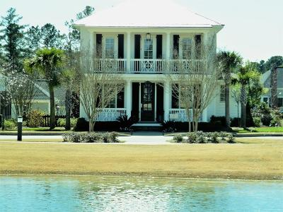 Aiken Single Family Home For Sale: 317 Society Hill Drive