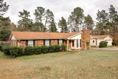 North Augusta Single Family Home For Sale: 410 Blanchard Road