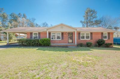 North Augusta Single Family Home For Sale: 338 Hill Street