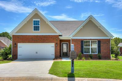 North Augusta Single Family Home For Sale: 131 Fitzsimmons Drive