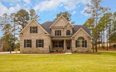 North Augusta Single Family Home For Sale: 278 Eutaw Springs Trail