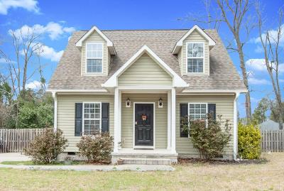 North Augusta Single Family Home For Sale: 712 Long Drive