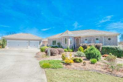 North Augusta Single Family Home For Sale: 83 Beaver Pond Court
