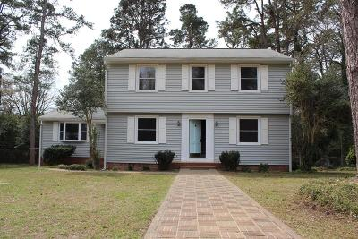 North Augusta Single Family Home For Sale: 1908 Robin Rd