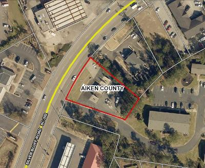 Aiken Commercial For Sale: 743 Silver Bluff Road