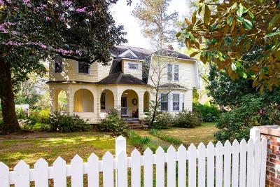 Aiken Single Family Home For Sale: 905 Hayne Avenue