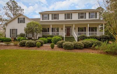 Aiken Single Family Home For Sale: 2 Tupelo
