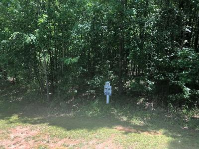 North Augusta Residential Lots & Land For Sale: Lot O-16 Cavalry Run