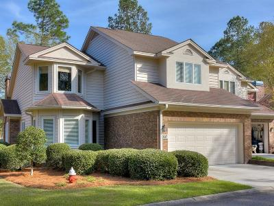 Aiken Single Family Home For Sale: 207 Club Villa Drive W