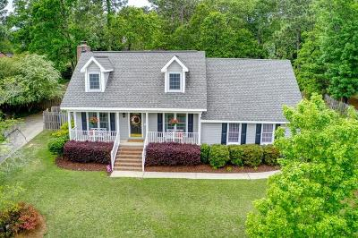 Aiken Single Family Home For Sale: 2046 Alpine Drive