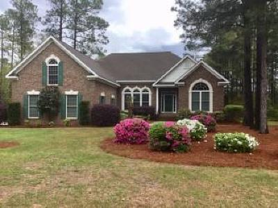 Aiken Single Family Home For Sale: 2851 Club Drive