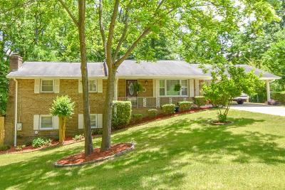 North Augusta Single Family Home For Sale: 715 Merriweather Drive
