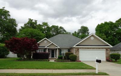 Aiken Single Family Home For Sale: 332 Grandiflora Circle