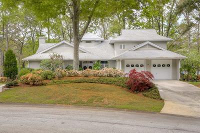 Aiken Single Family Home For Sale: 15 Oakland Hills St.
