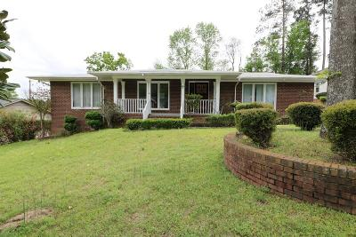 North Augusta Single Family Home For Sale: 1041 Todd Ave
