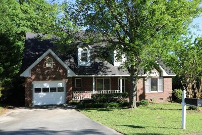 North Augusta Single Family Home For Sale: 815 East Ave