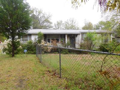 Aiken Single Family Home For Sale: 1292 Old Kimbill Trl