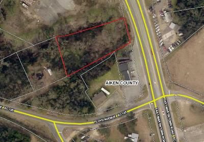 North Augusta Residential Lots & Land For Sale: Lot 0 Martintown Road E