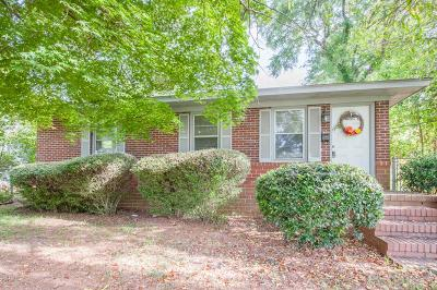 North Augusta Single Family Home For Sale: 120 Crystal Lake Drive