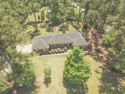 North Augusta Single Family Home For Sale: 17 Fox Creek Drive