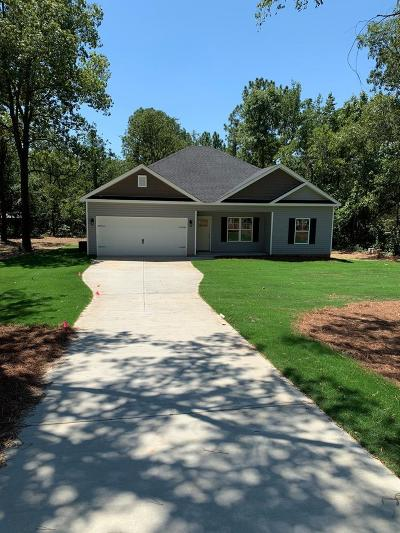 North Augusta Single Family Home For Sale: 169 Murrah Rd