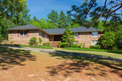 North Augusta Single Family Home For Sale: 4 Yaun Circle