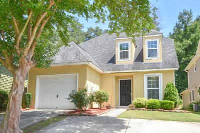 North Augusta Single Family Home For Sale: 127 Hammond Place Circle
