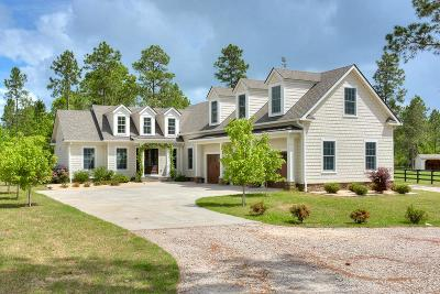 Aiken Single Family Home For Sale: 4259 Snaffle Bit Drive