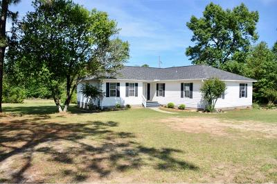 Warrenville Single Family Home For Sale: 69 Rusty Lane
