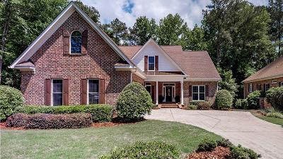 North Augusta Single Family Home For Sale: 14 Independent Hill Lane