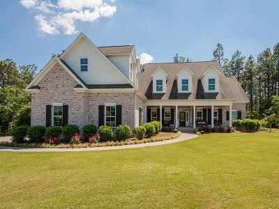 Aiken Single Family Home For Sale: 7095 Hidden Field Court