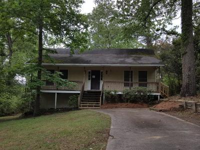North Augusta Single Family Home For Sale: 713 Mae Street