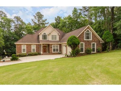 North Augusta Single Family Home For Sale: 251 Osprey Pt