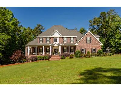 North Augusta Single Family Home For Sale: 25 Whispering Woods Drive
