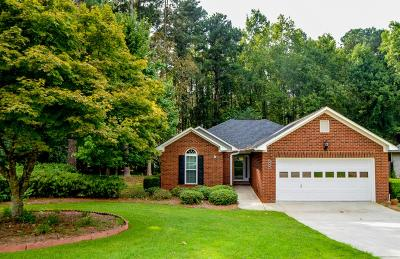 North Augusta Single Family Home For Sale: 520 Old Walnut Branch