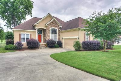 North Augusta Single Family Home For Sale: 269 East Shoreline Dr