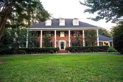 Aiken Single Family Home For Sale: 653 Partridge Bend Rd