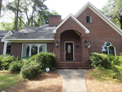Aiken Single Family Home For Sale: 3422 Summit Drive