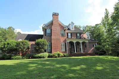 North Augusta Single Family Home For Sale: 85 Randolph Court
