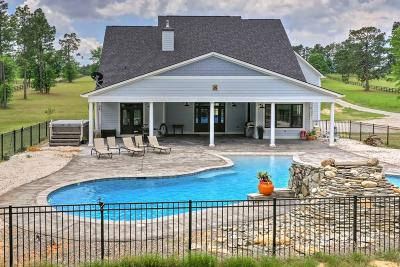 Aiken Single Family Home For Sale: 385 Anderson Pond Rd