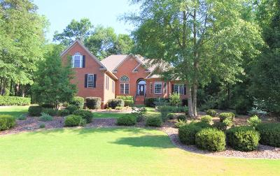 Aiken Single Family Home For Sale: 210 Devonshire Drive