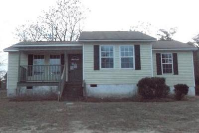 North Augusta Single Family Home For Sale: 181 Knotts Landing Drive