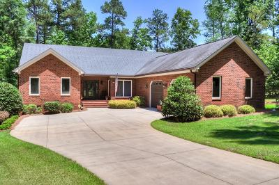 North Augusta Single Family Home For Sale: 958 Currytown Blvd